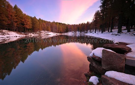 Lago della Ninfa Sestola (Mo) (4519 clic)