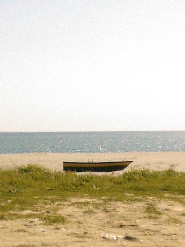 barca sola - Catanzaro (2086 clic)