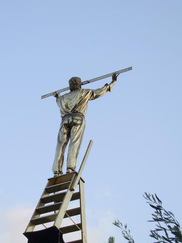 L'uomo che misura le nuvole - Catanzaro (3342 clic)