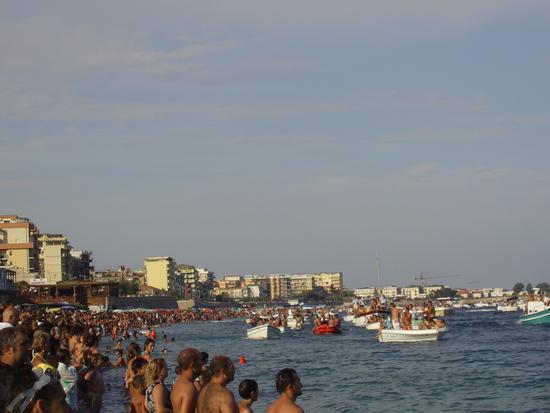 festa della Madonna a mare di Porto salvo - Catanzaro (3287 clic)