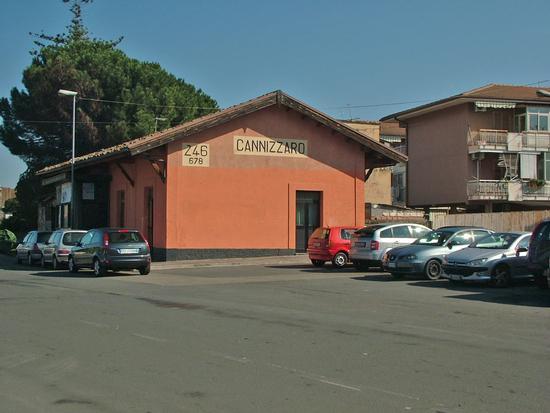 stazione - Aci castello (3101 clic)
