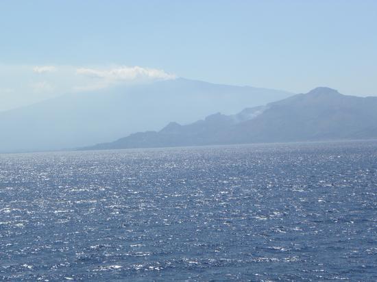 MONGIBELLO visto dal mare - Etna (2392 clic)