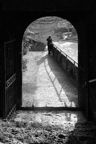 uscita del castello - Aci castello (3262 clic)