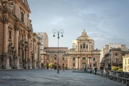 Piazza San Giovanni - Ragusa (4235 clic)