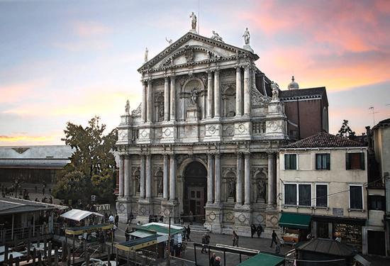 Chiesa veneziana. (3007 clic)