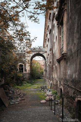 ex monastero dei benedettini - Catania (2444 clic)