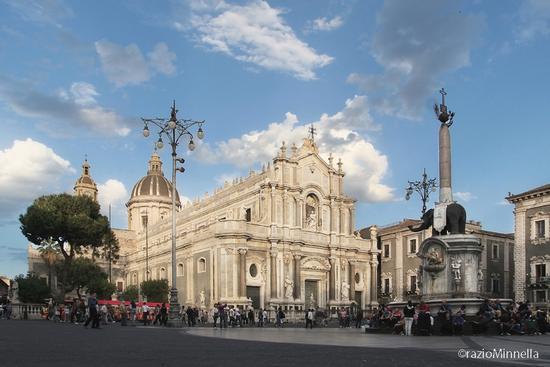 piazza duomo - Catania (1493 clic)