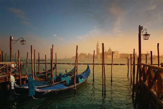 tramonto - Venezia (1559 clic)