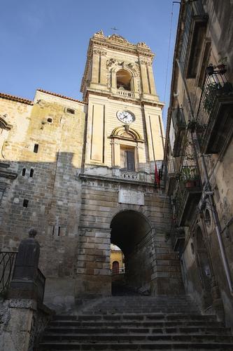 Campanile Chiesa di San Giacomo - Caltagirone (2848 clic)