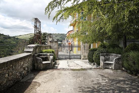 Interno villa - Ragusa (3372 clic)