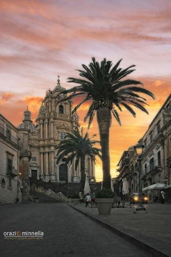 Ragusa Ibla:Cattedrale (2970 clic)