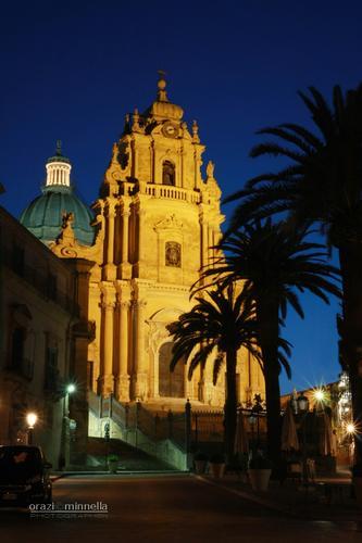 Ragusa Ibla:Cattedrale (2909 clic)