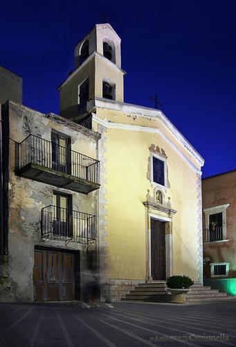 Chiesa di Melia Mongiuffi (706 clic)