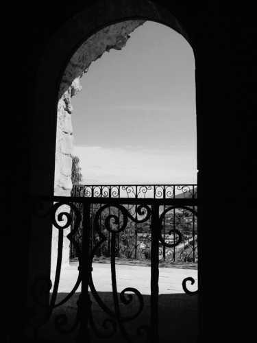 Vista dal castello di Brolo (3337 clic)