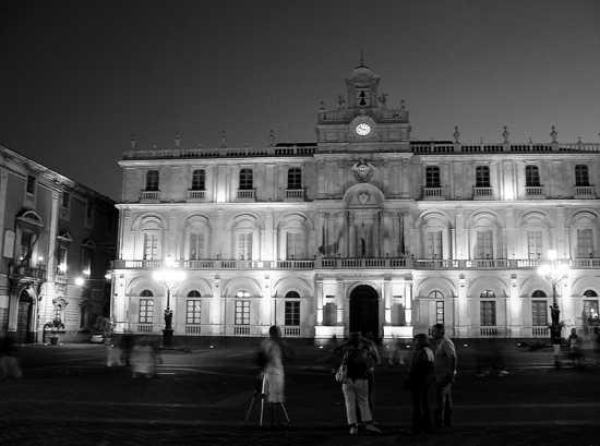 Catania :Piazza Universita - CATANIA - inserita il 01-Dec-07