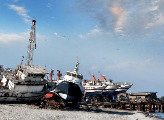 cantiere delle barche - Messina (3847 clic)