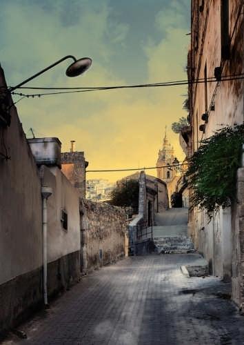 Passeggiando per Modica (2730 clic)