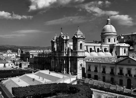 la cattedrale - Noto (4393 clic)