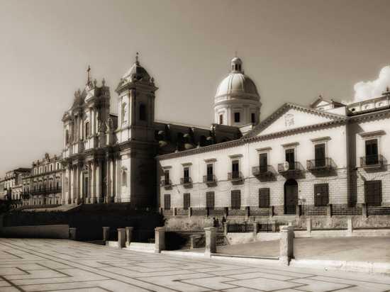 Noto :la cattedrale | NOTO | Fotografia di Orazio Minnella
