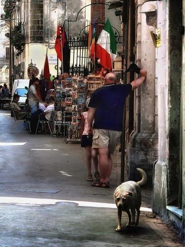 Passeggiando per Ortigia - Siracusa (2857 clic)