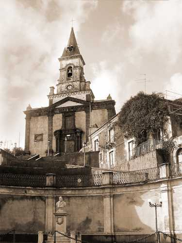 Chiesa Madre - Trecastagni (3496 clic)