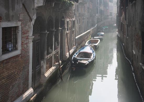 Paesaggio Veneziano (2913 clic)