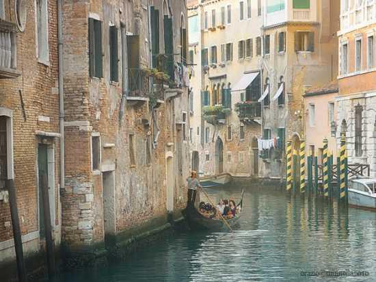 Paesaggio Veneziano (2978 clic)