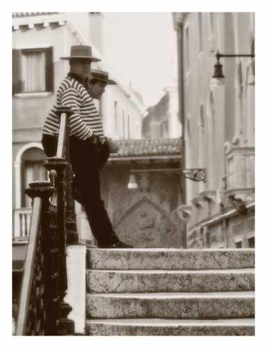 Gondolieri - Venezia (2796 clic)