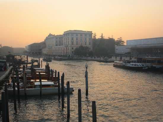 Paesaggio veneziano (3842 clic)