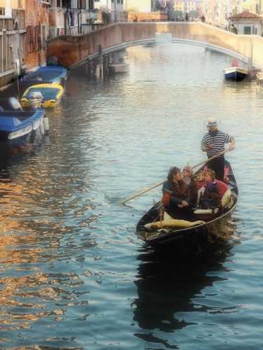Paesaggio Veneziano (3225 clic)