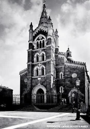 Randazzo:Chiesa Santa Maria (5139 clic)