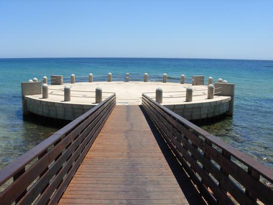 Rotonda sul mare - Avola (3562 clic)
