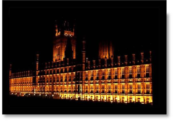 LONDRA - IL PARLAMENTO (572 clic)