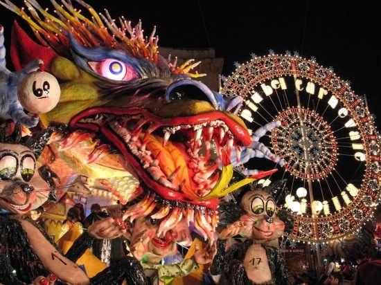 Carnevale 2008 - Acireale (3487 clic)