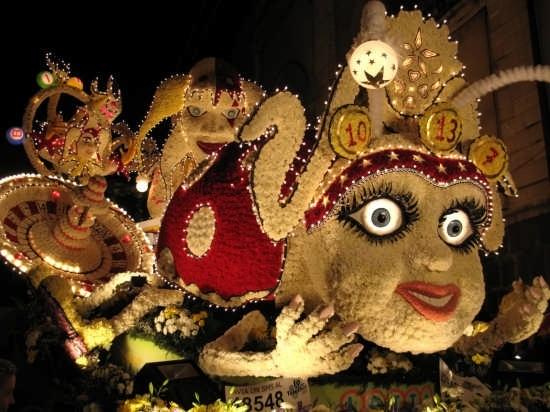 Carnevale 2008 - Acireale (2964 clic)