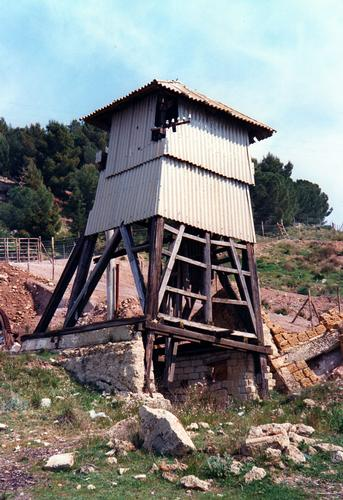 Ex miniera Zimbalio - Assoro (3847 clic)
