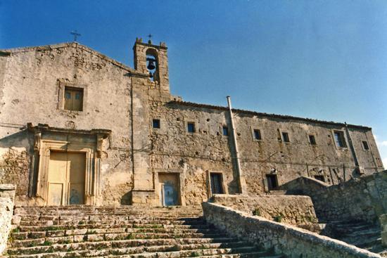 Convento degli Angeli - Assoro (2881 clic)