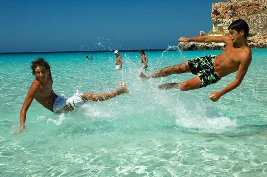 FILIPPO E DAVIDE - Lampedusa (10265 clic)