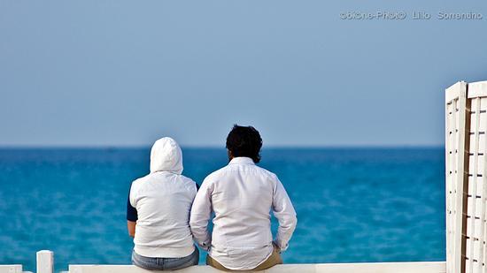 il silenzio del mare - Mondello (2635 clic)