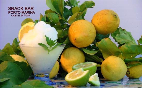 Granita di limone - Castel di tusa (4798 clic)