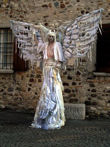 come un'angelo caduto dal cielo - Castellaro lagusello (1863 clic)
