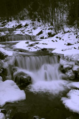Inverno liquido - Parcines (1820 clic)