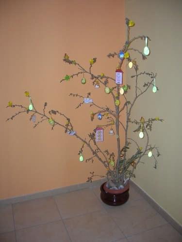 albero pasquale - Montevago (7375 clic)