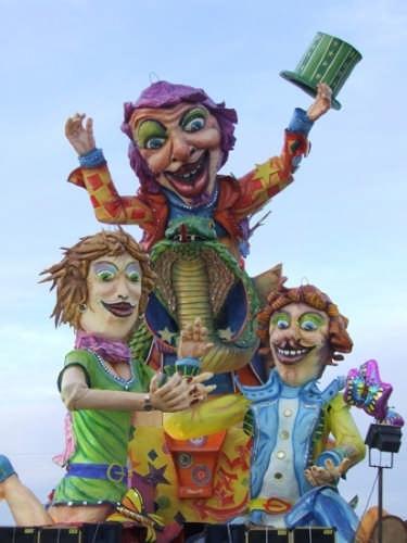 Carnevale 2007 - Montevago (4618 clic)