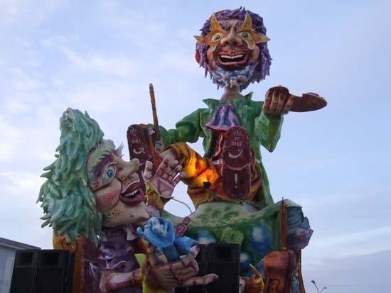 Carnevale 2007 - Montevago (6663 clic)