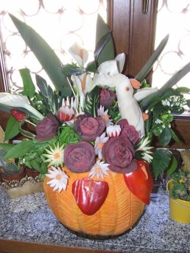 Composizione di frutta - Montevago (11204 clic)