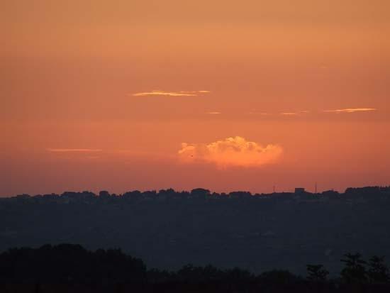 tramonto - Montevago (3380 clic)