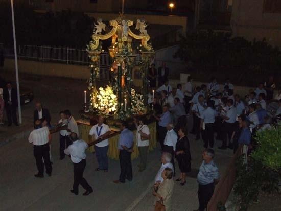 processione - Montevago (6485 clic)