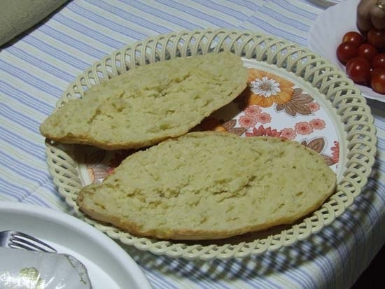 Pane fatto in casa - Pettineo (3269 clic)