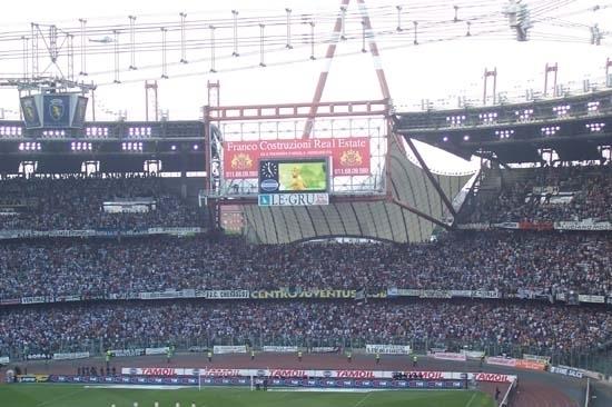 Stadio delle Alpi - Torino (44247 clic)